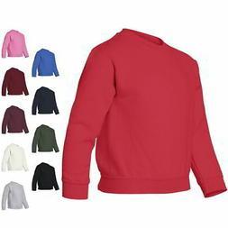 Gildan Youth Boys & Girls Heavy Blend Crewneck Pullover Swea