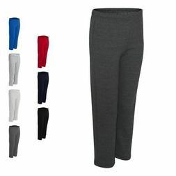 Gildan Youth Boys & Girls Heavy Blend Open Bottom Sweatpants