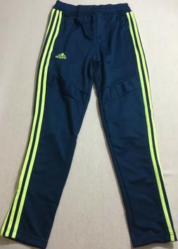 Adidas YOUTH Boys TIRO19 PNTY Sweat Pants Blue Green DZ6186