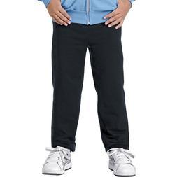 Hanes Youth Comfortblend Ecosmart Fleece Pant