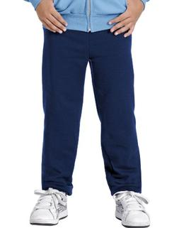 youth ecosmart fleece pant