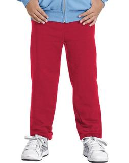 Hanes Youth ComfortBlend Fleece Sweatpant- p450