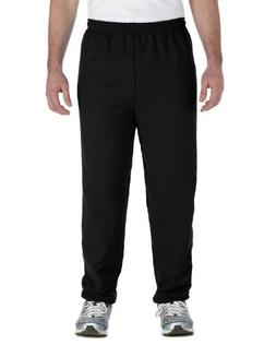 Gildan Adult 7.75 oz. Heavy Blend 50/50 Sweatpants in Black
