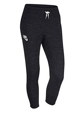 Nike Youth Girls Gym's Vintage Capri Pant Black 811575 010