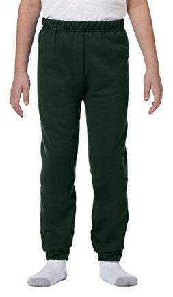JERZEES Youth 8 oz., 50/50 Sweatpants