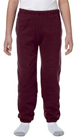 Jerzees Youth Super Sweats NuBlend Fleece Pocketed Sweatpant